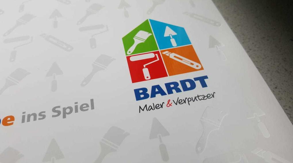 Bardt Maler und Verputzer Logo