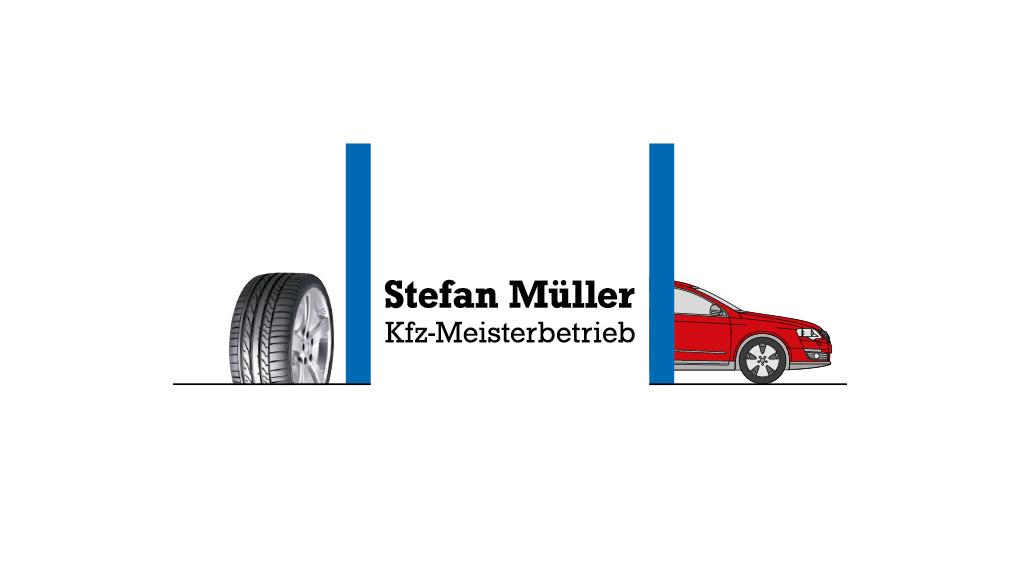 Stefan Mueller KFZ Meisterbetrieb Logo