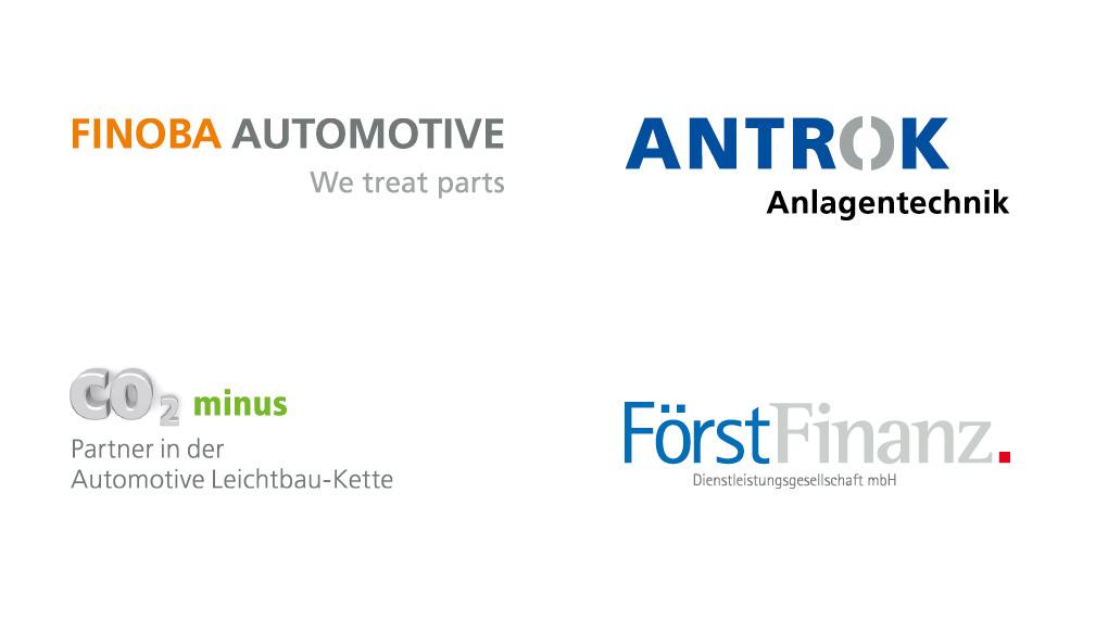Uebersicht Logos