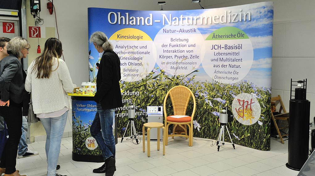 Ohland Messestand
