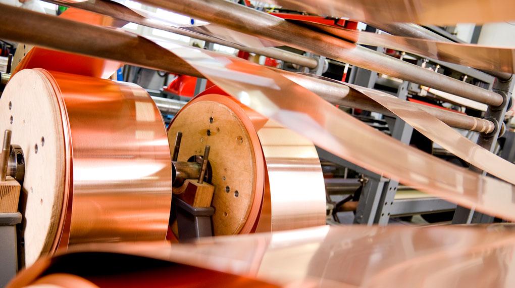 Produktion von Industrie-Transformatoren