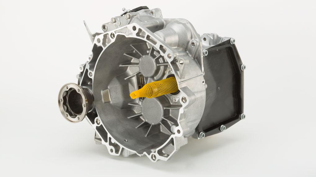 Austauschgetriebe DQ200