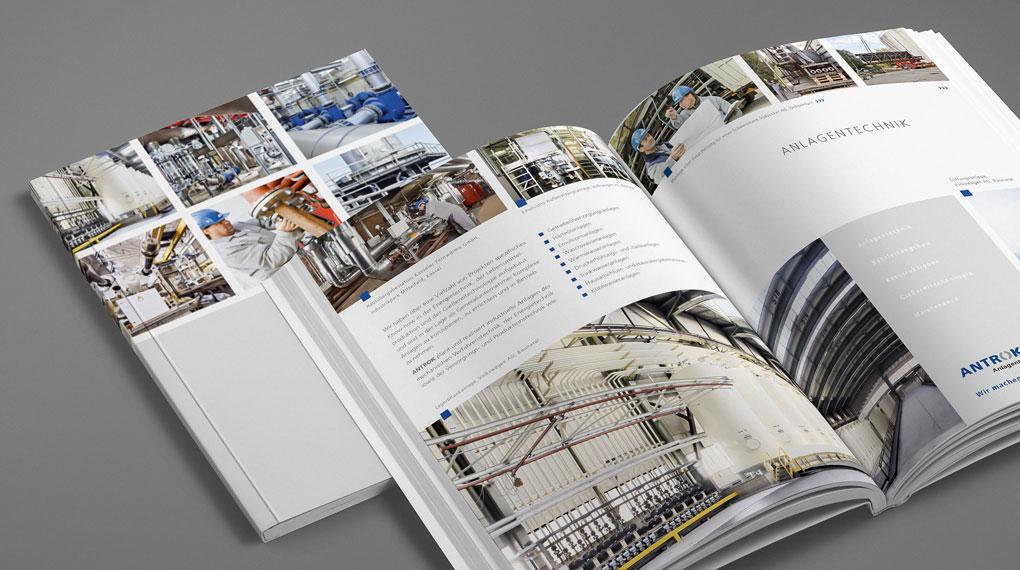 Antrok Image Broschuere