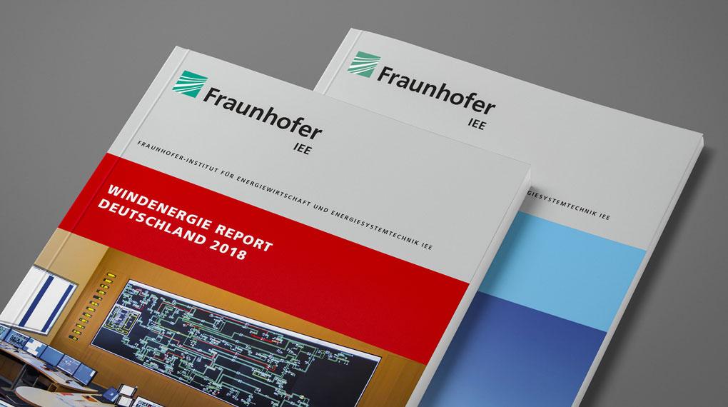 Windenergie Report Deutschland 2018 | Fraunhofer-Institut für Energiewirtschaft und Energiesystemtechnik (IEE)