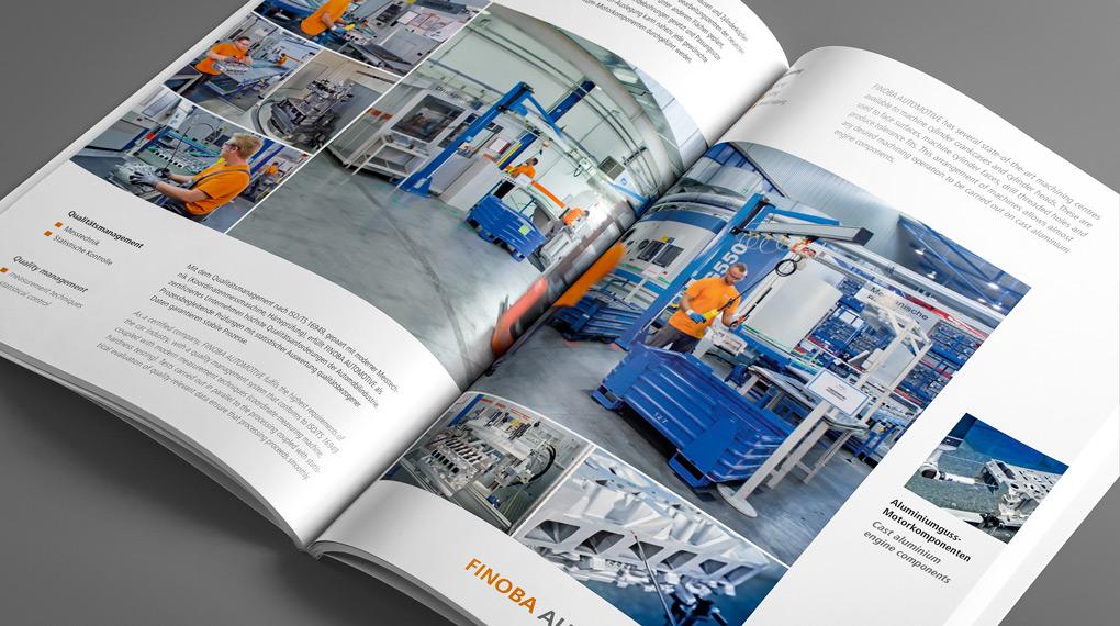 Finoba Automotive Image Broschuere