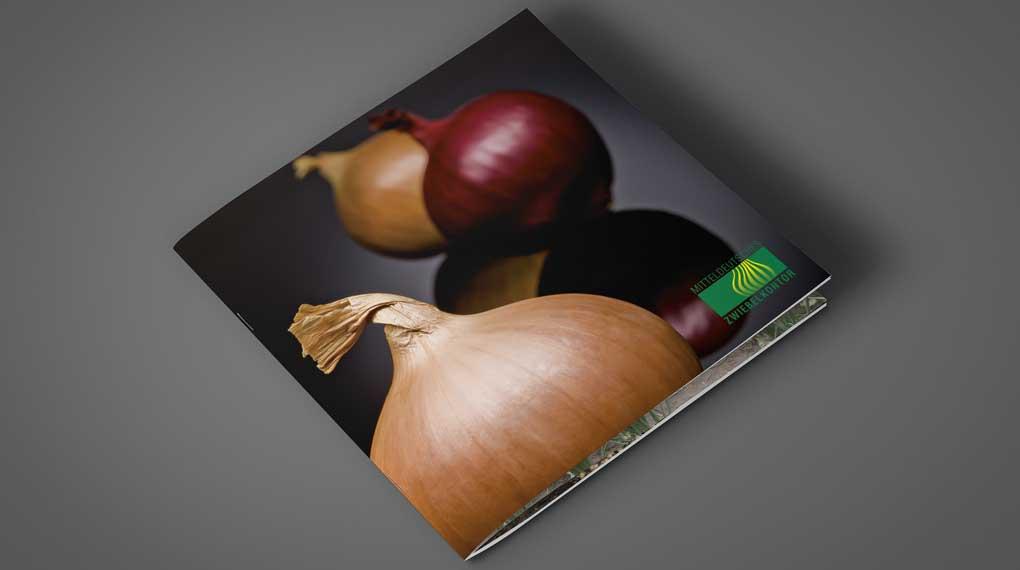Cover Image-Broschüre | Mitteldeutsches Zwiebelkontor