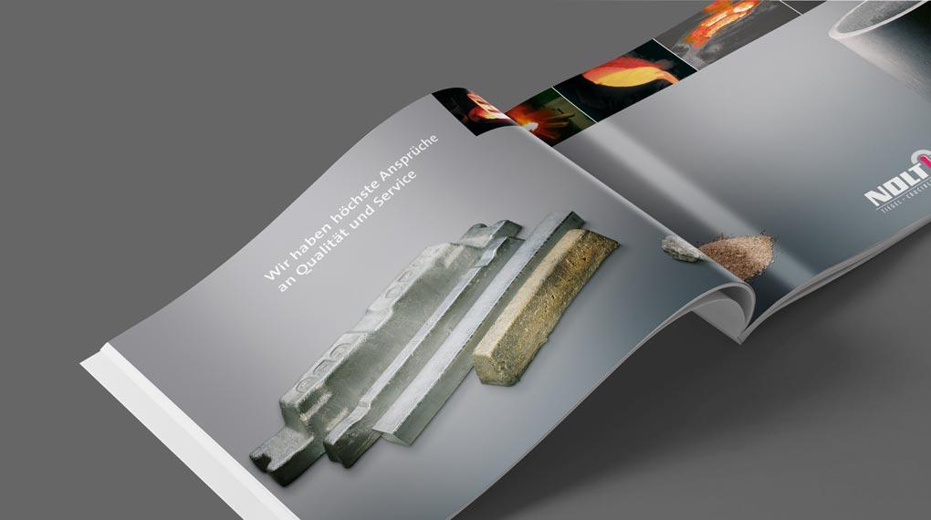 Noltina Image-Broschüre