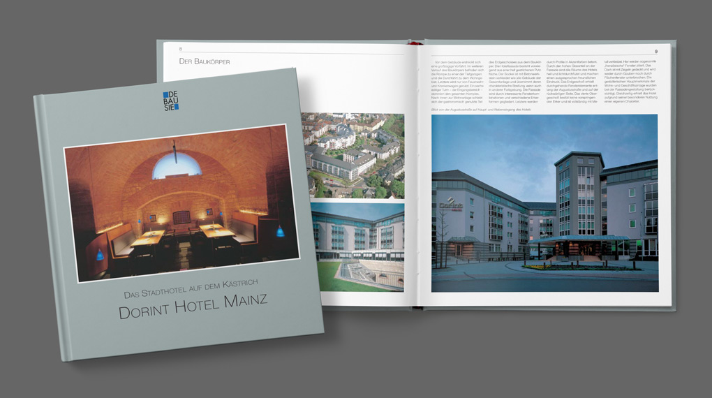 Projekt-Dokumentation Dorint Hotel Mainz