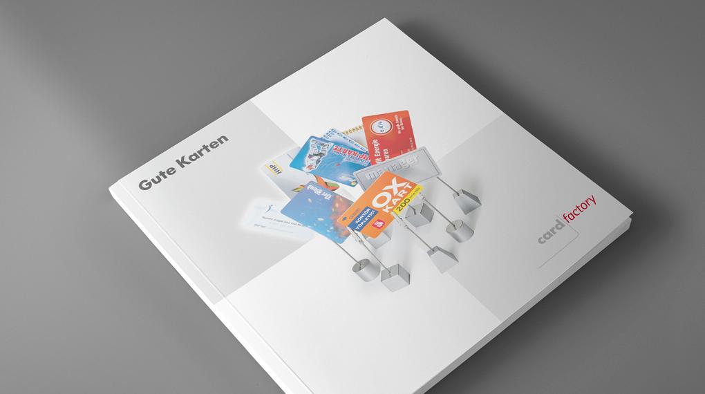 Card Factory Image Broschüre