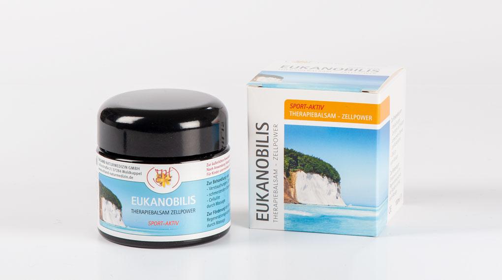 Etikett und Umverpackung für Kosmetik-Produkt